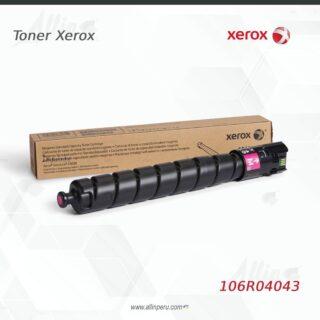 Toner Xerox 106R04043 Magenta 7.600 Paginas