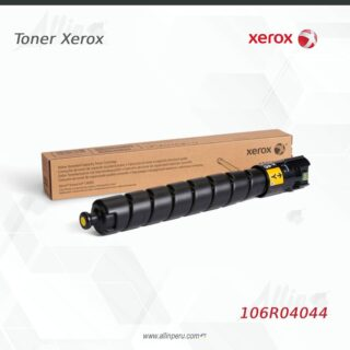 Toner Xerox 106R04044 Amarillo 7.600 Paginas