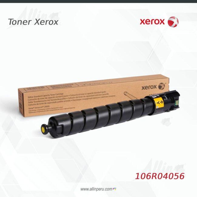 Toner Xerox 106R04056 Amarillo 16