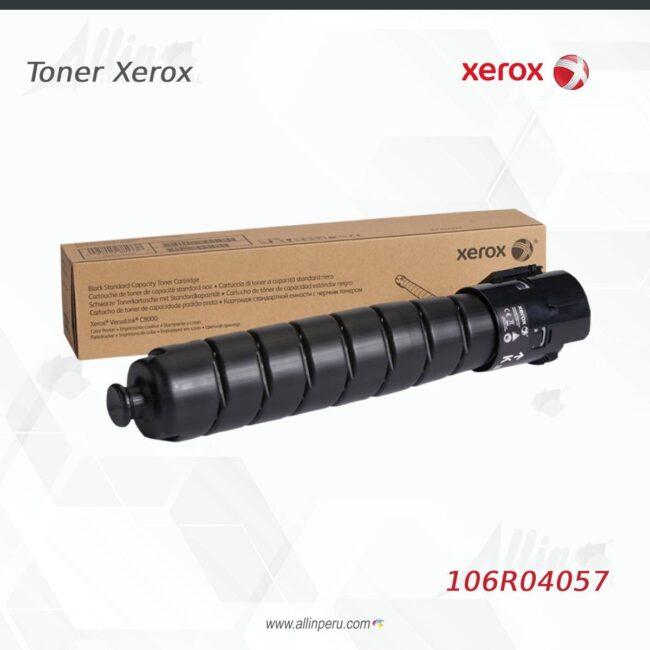 Toner Xerox 106R04057 Negro 20