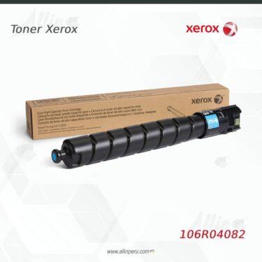 Toner Xerox 106R04082 Cian 26.500 páginas Alta Capacidad