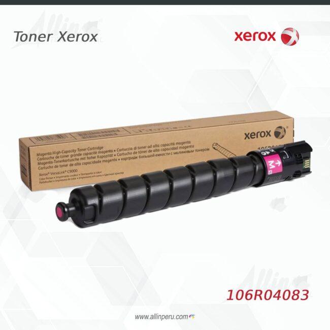 Toner Xerox 106R04083 Magenta 26.500 páginas Alta Capacidad