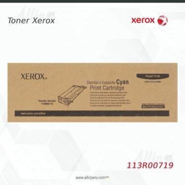 Toner Xerox 113R00719 Cian 2.000 páginas