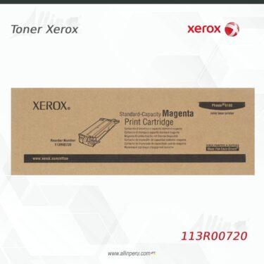 Toner Xerox 113R00720 Magenta 2.000 páginas