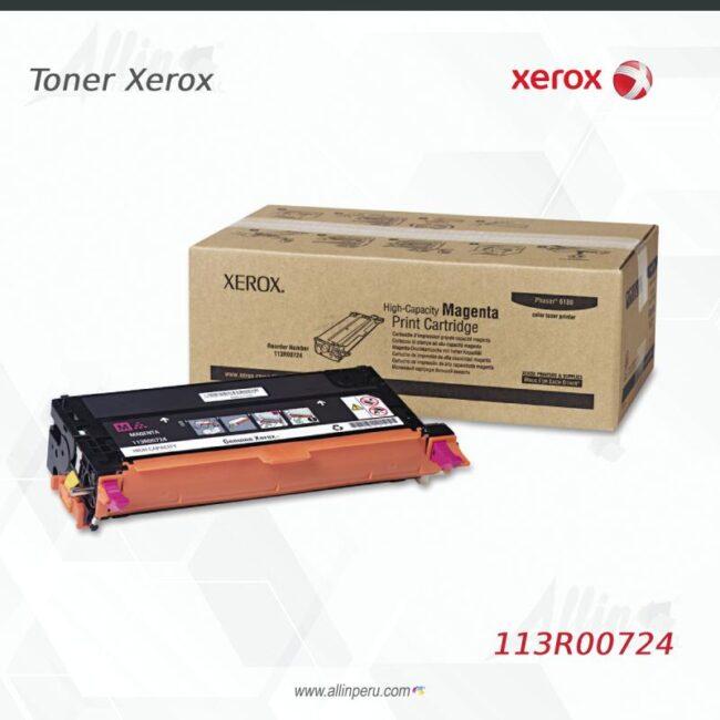 Toner Xerox 113R00724 Magenta