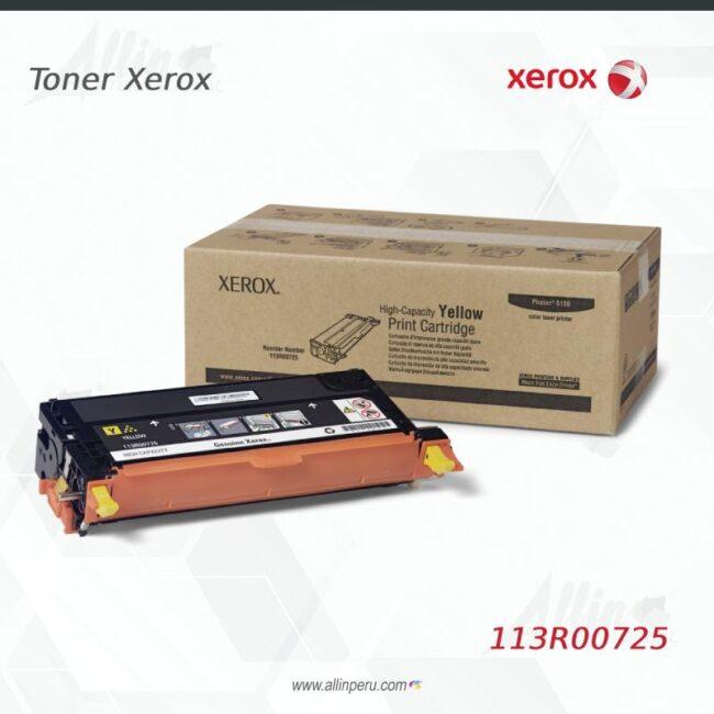 Toner Xerox 113R00725 Amarillo