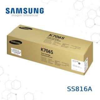 TONER SAMSUNG MLT-K706S Negro SS816A 45.000 Paginas